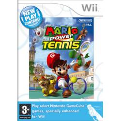 Mario Power Tennis [ENG] (używana) (Wii)
