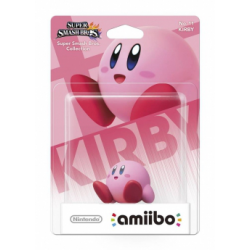 Figurka Amiibo Super Smash Bros. Kirby  (nowa)