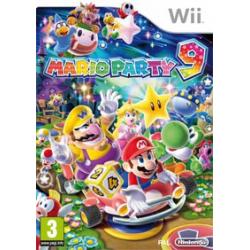 Mario Party 9 [ENG] (używana) (Wii)