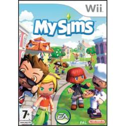 MySims [ENG] (używana) (Wii)