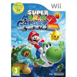 Super Mario Galaxy 2 [ENG] (używana) (Wii)