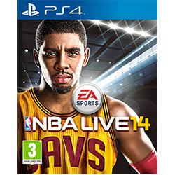 NBA LIVE 14 [ENG] (używana) (PS4)