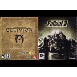 Fallout 3 and The Elder Scrolls IV Oblivion [ENG] (nowa) (X360)/xone