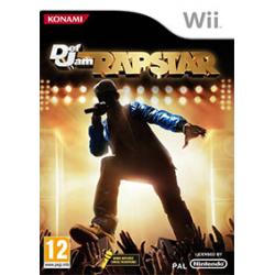 Def Jam Rapstar + mikrofon [ENG] (używana) (Wii)