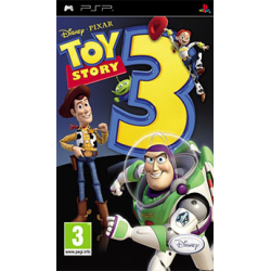 Toy Story 3: The Video Game [ENG] (używana) (PSP)