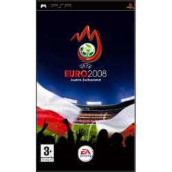 UEFA Euro 2008 [ENG] (używana) (PSP)