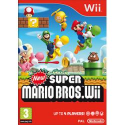 New Super Mario Bros. Wii [ENG] (używana) (Wii)