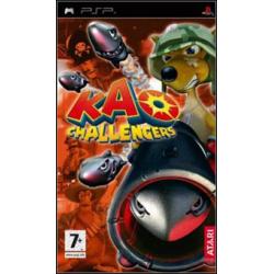 Kao Challengers [ENG] (używana) (PSP)