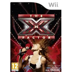 the x factor [ENG] (używana) (Wii)