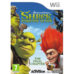 Shrek Forever [ENG] (używana) (Wii)