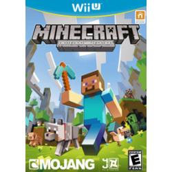 Minecraft [ENG] (nowa) (WiiU)