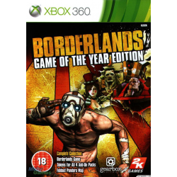Borderlands game of the year edition[ENG] (używana) (X360)/xone