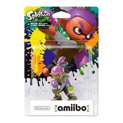 Figurka Amiibo Splatoon Inkling Boy  (nowa)