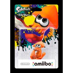 Figurka Amiibo Splatoon Inkling Squid  (nowa)