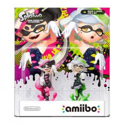Figurka Amiibo Splatoon Squid Sisters Set [ENG] (nowa) (3DS)