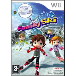 We Ski [ENG] (używana) (Wii)