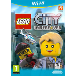 LEGO City: Undercover - The Chase Begins [ENG] (używana) (WiiU)
