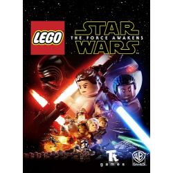 Gra LEGO Star Wars The Force Awakens + film Star Wars The Force Awakens [POL] (nowa) (PS4)