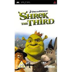 Shrek Trzeci [ENG] (używana) (PSP)