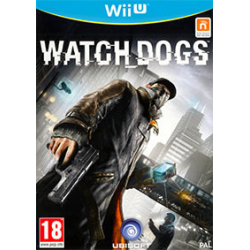 Watch Dogs [ENG] (nowa) (WiiU)