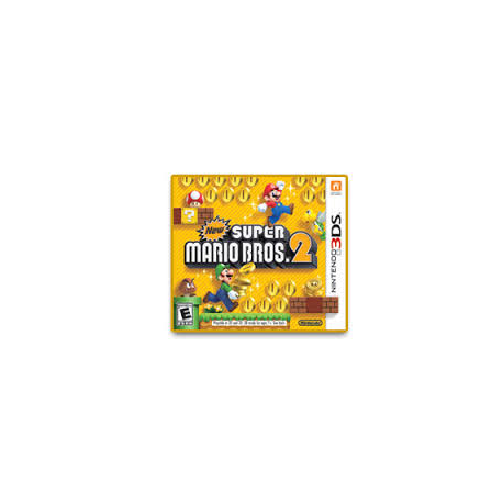 new super mario bros 2 [ENG] (3DS) [ENG] (używana) (3DS)