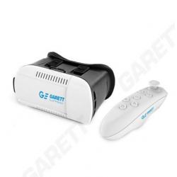 GOGLE Garett VR 1 + PILOT (nowa)