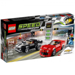 KLOCKI LEGO SPEED CHANPIONS (nowa)
