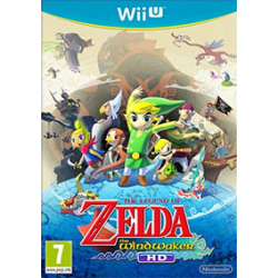 The Legend of Zelda: The Wind Waker HD[ENG] (używana) (WiiU)