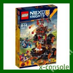KLOCKI LEGO NEXO Knights 70321 MACHINA OBLĘŻNICZA (nowa)