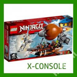 KLOCKI LEGO NINJAGO 70603 PIRACKI STEROWIEC (nowa)
