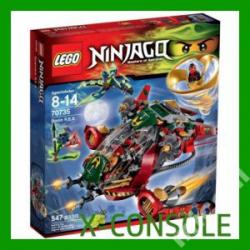 LEGO NINJAGO 70735 Ronin R.E.X. (nowa)