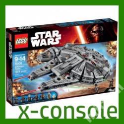 LEGO STAR WARS 75105 Millennium Falcon (nowa)