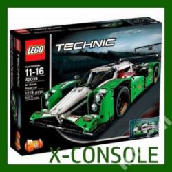 KLOCKI LEGO TECHNIC 42039 SUPERSZYBKA WYŚCIGÓWKA (nowa)