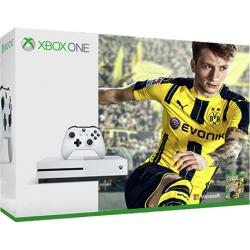 XONE S 500GB White + FIFA 17 + 1M EA Access  (nowa)