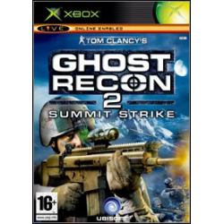 Tom Clancy's Ghost Recon 2: Summit Strike (używana) (XBOX)