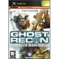 Tom Clancy's Ghost Recon Advanced Warfighter (używana) (XBOX)