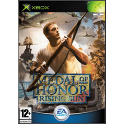 Medal of Honor: Rising Sun (używana) (XBOX)