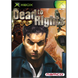 Dead to Rights (używana) (XBOX)