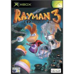 Rayman 3 Hoodlum Havoc (używana) (XBOX)