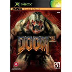 Doom 3 (używana) (XBOX)