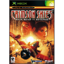 Crimson Skies High Road to Revenge (używana) (XBOX)