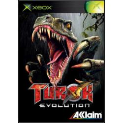 Turok Evolution (używana) (XBOX)
