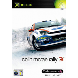 Colin McRae Rally 3 (używana) (XBOX)