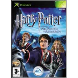 Harry Potter i Więzień Azkabanu (używana) (XBOX)