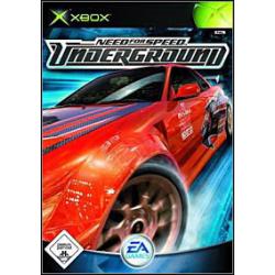 Need for Speed Underground (używana) (XBOX)