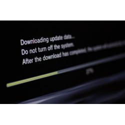 Modernizacja oprogramowania konsoli przy sofcie do 3.55