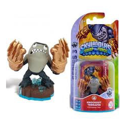 FIGURKA SKYLANDERS SWAP FORCE KNOCKOUT TERRAFIN