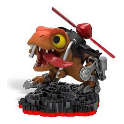 FIGURKA SKYLANDERS TRAP TEAM CHOOPER