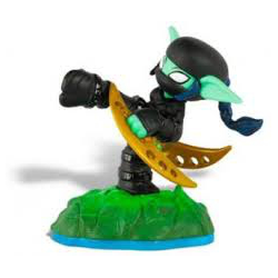 FIGURKA SKYLANDERS GIANTS NINJA  STEALTH ELF