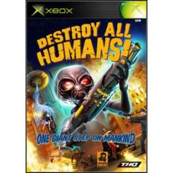Destroy All Humans![ENG] (używana) (XBOX)